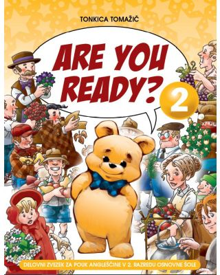 ARE YOU READY? 2